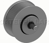 197-9642 197-9642: Pulley Assembly-Idler Caterpillar
