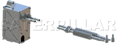 247-5212 247-5212: Motor As-Gov Caterpillar