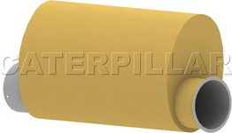 324-4156 324-4156: Muffler Caterpillar
