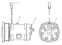 218-0324 218-0324: Compressor Caterpillar