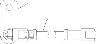 201-6617 201-6617: Speed Sensor Caterpillar