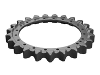 124-3296 124-3296: Track Sprocket Caterpillar