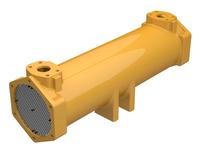145-9283 145-9283: Oil Cooler Core Assembly Caterpillar